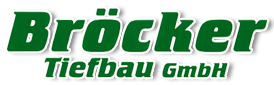Bröcker Logo auf transparent