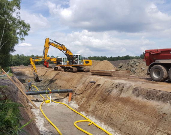 Sanierung Feldleitungsnetz